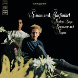 Flowers Never Bend With The Rainfall sheet music by Simon & Garfunkel