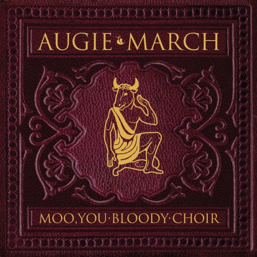 Augie March One Crowded Hour cover art