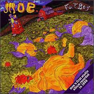 moe. Spine Of A Dog cover art