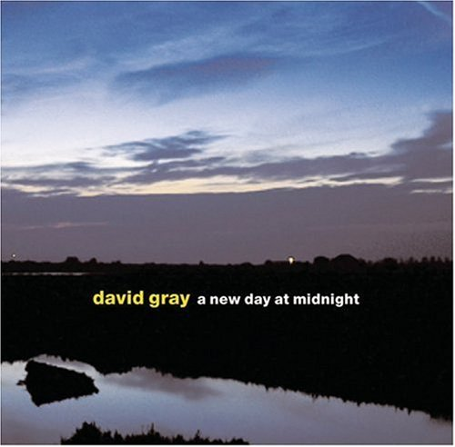David Gray December cover art