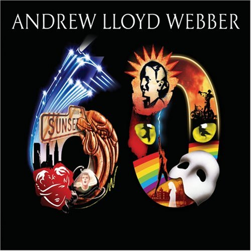 Andrew Lloyd Webber Evermore Without You cover art