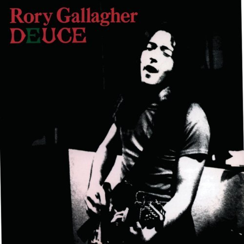 Rory Gallagher Don't Know Where I'm Going cover art