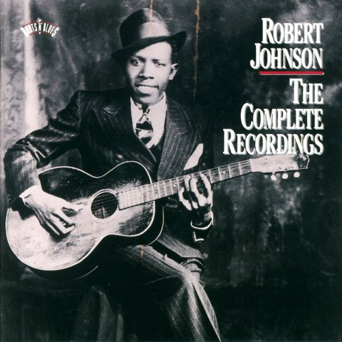 Robert Johnson Preachin' Blues (Up Jumped The Devil) cover art