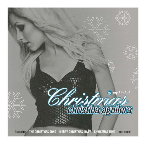 Christina Aguilera Angels We Have Heard On High cover art