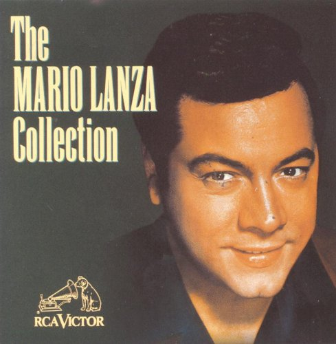 Mario Lanza Come Dance With Me cover art