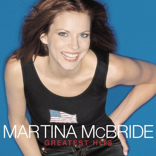 Martina McBride Blessed cover art