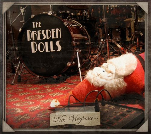 The Dresden Dolls The Mouse And The Model cover art
