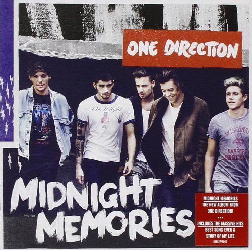 One Direction Through The Dark cover art