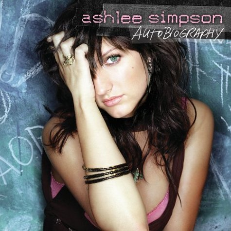 Ashlee Simpson Nothing New cover art