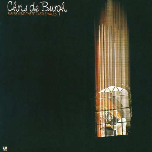Chris De Burgh Satin Green Shutters cover art