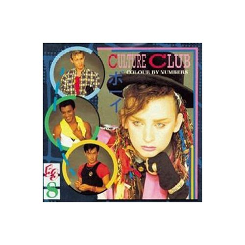 Culture Club It's A Miracle cover art