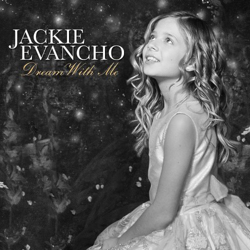 Jackie Evancho Somewhere cover art
