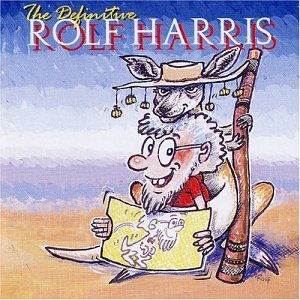 Rolf Harris Jake The Peg cover art