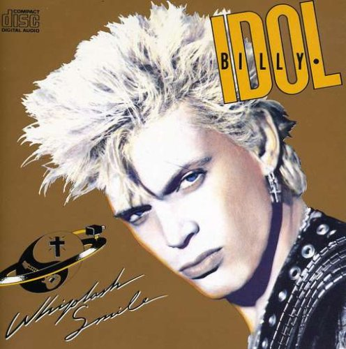 Billy Idol Don't Need A Gun cover art