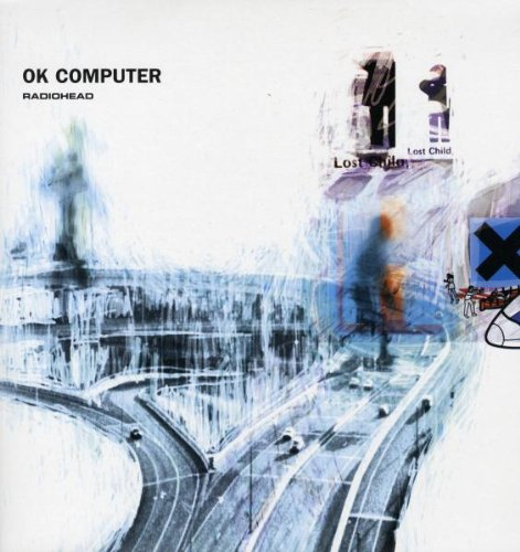 Radiohead Let Down cover art