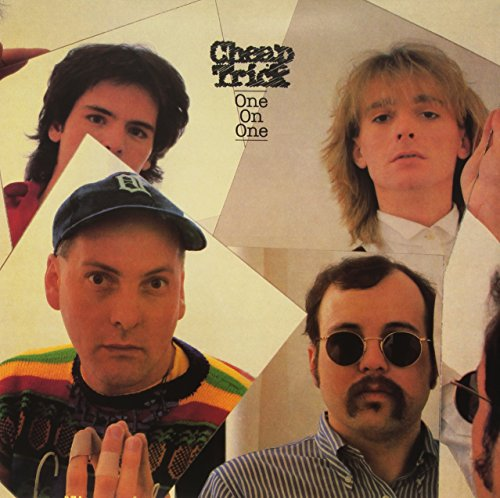 Cheap Trick If You Want My Love cover art