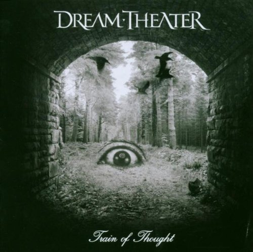 Dream Theater In The Name Of God cover art