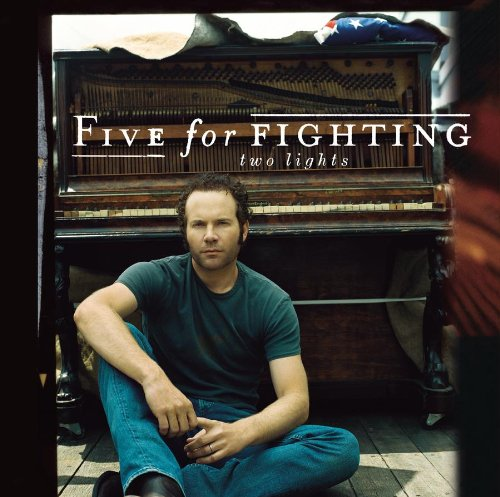 Five For Fighting '65 Mustang cover art