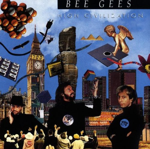 Bee Gees Secret Love cover art