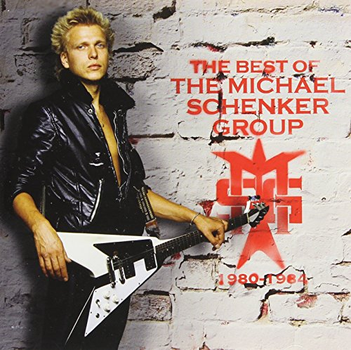 Michael Schenker Group Into The Arena cover art