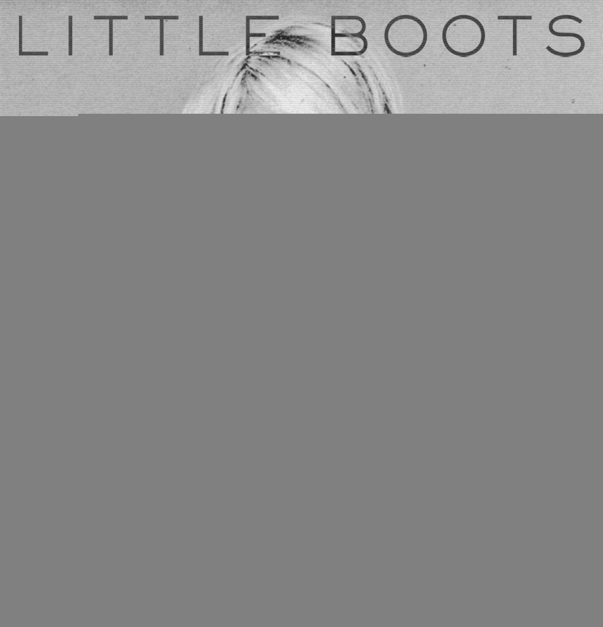 Little Boots Every Night I Say A Prayer cover art