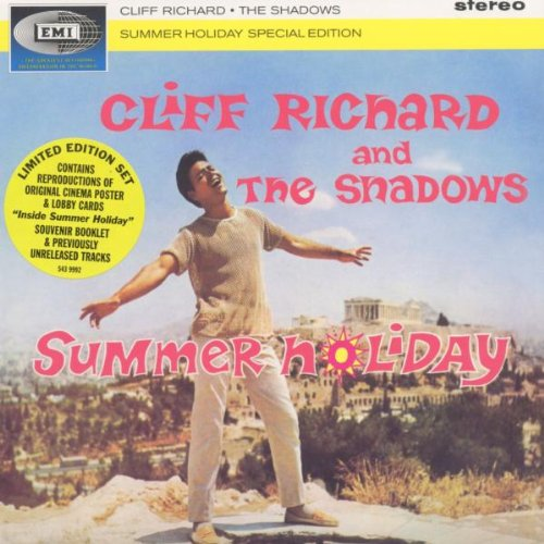 Cliff Richard The Next Time cover art
