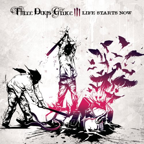Three Days Grace Break cover art