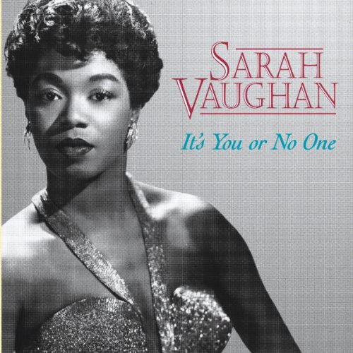 Sarah Vaughan If You Could See Me Now cover art