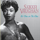 If You Could See Me Now sheet music by Sarah Vaughan