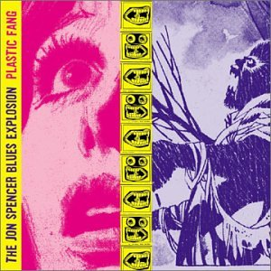 The Jon Spencer Blues Explosion She Said cover art