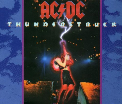 AC/DC Chase The Ace cover art