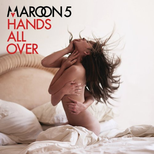 Maroon 5 Give A Little More cover art