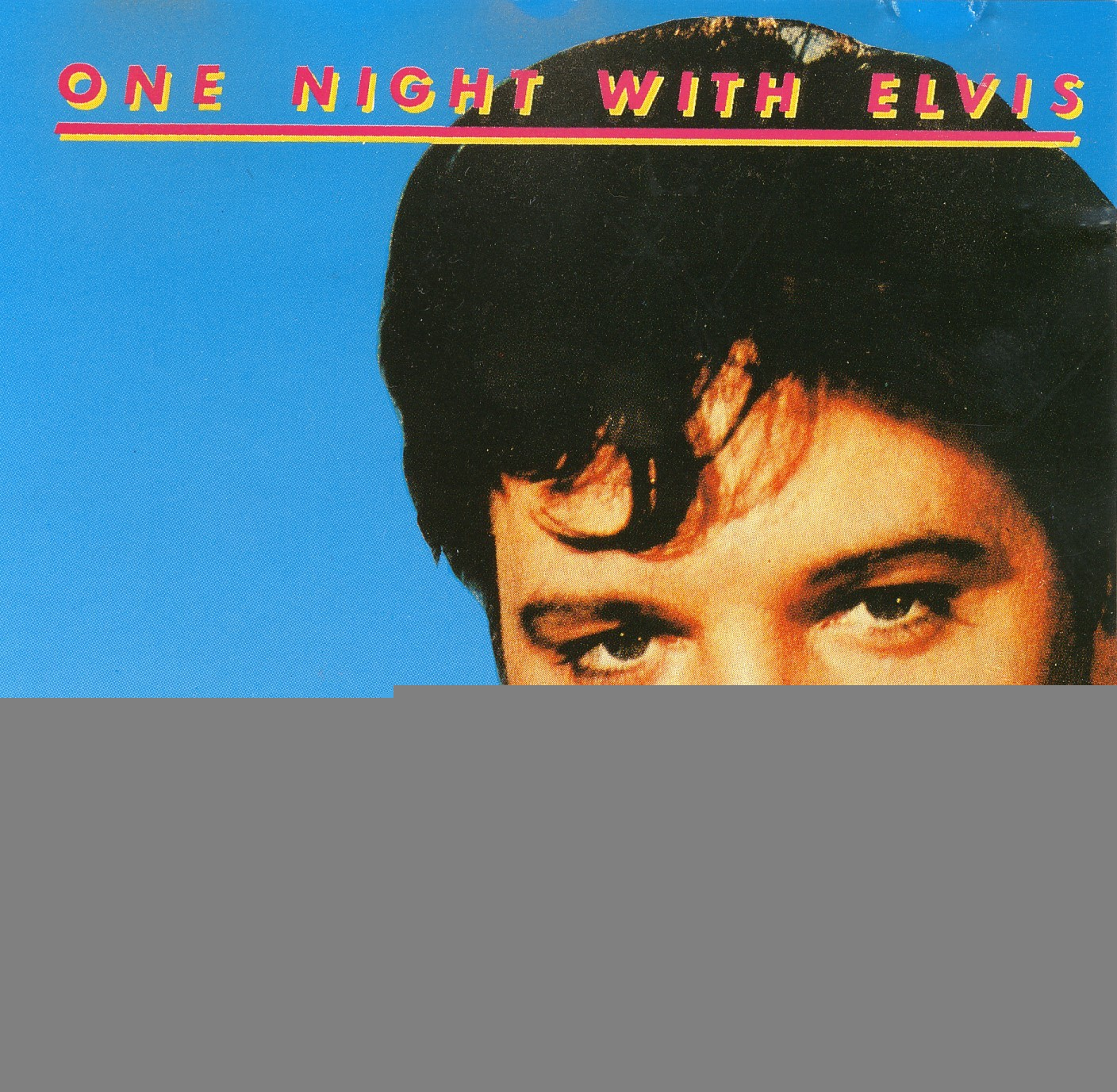 Elvis Presley Don't Ask Me Why cover art