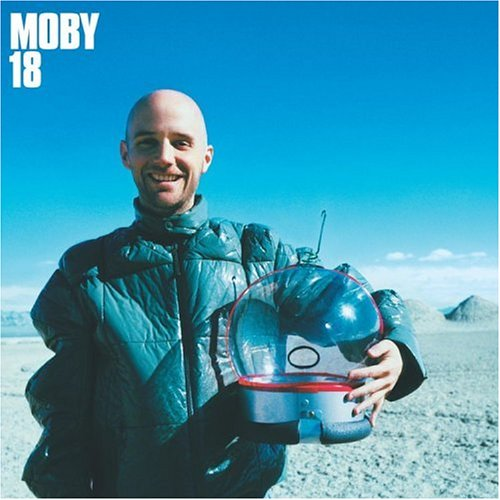 Moby Sleep Alone cover art