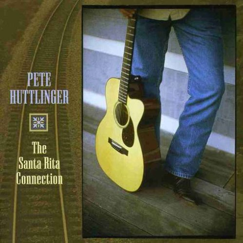 Pete Huttlinger Superstition cover art