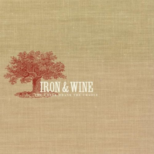 Iron & Wine Faded From The Winter cover art