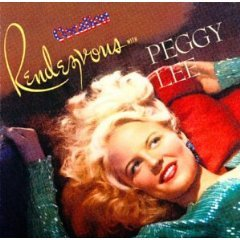 Peggy Lee I Don't Know Enough About You cover art