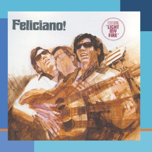 Jose Feliciano Light My Fire cover art