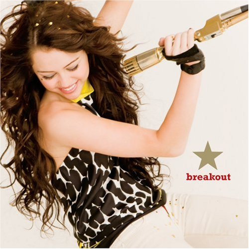 Miley Cyrus Breakout cover art