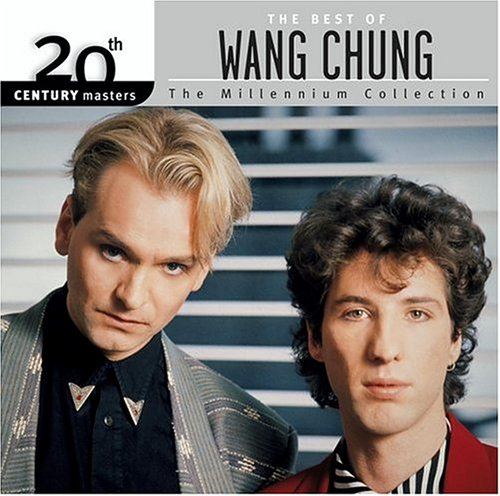Wang Chung Dance Hall Days cover art