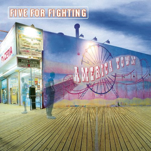 Five For Fighting America Town cover art