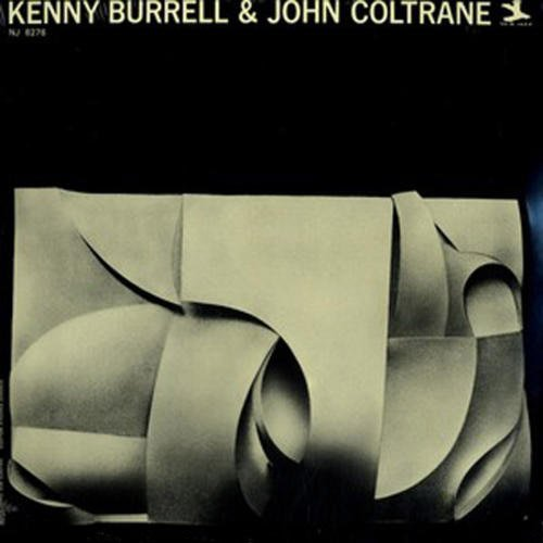 Kenny Burrell Freight Trane cover art