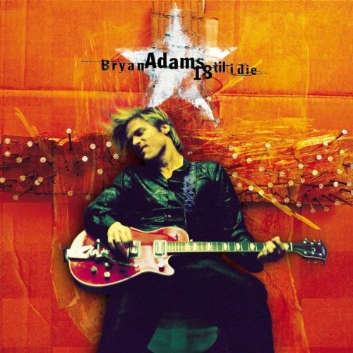 Bryan Adams Let's Make A Night To Remember cover art