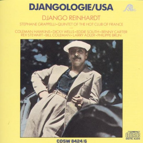 Django Reinhardt Limehouse Blues cover art