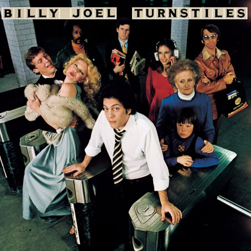 Billy Joel Summer, Highland Falls cover art