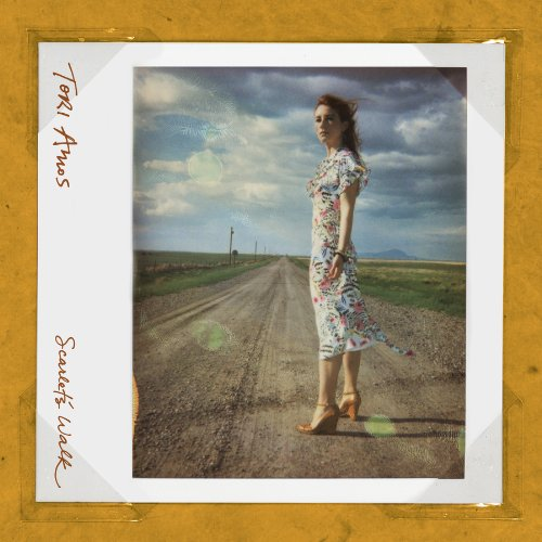 Tori Amos Amber Waves cover art