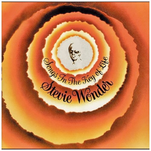 Stevie Wonder Sir Duke cover art