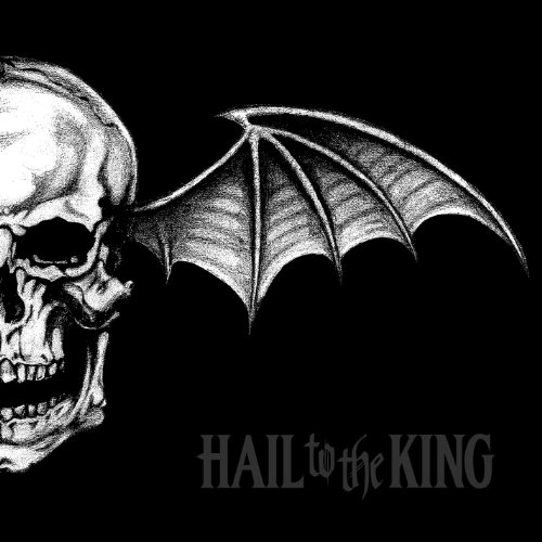 Avenged Sevenfold Hail To The King arte de la cubierta