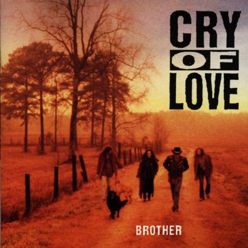 Cry of Love Drive It Home cover art