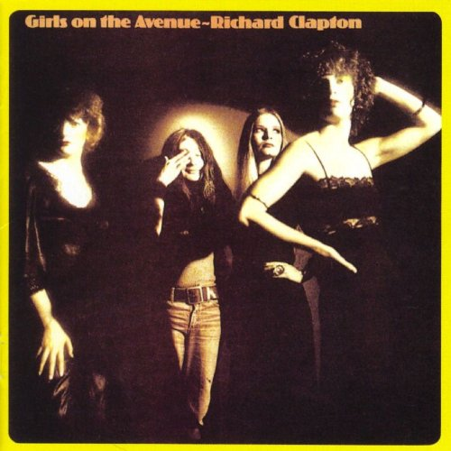 Richard Clapton Girls On The Avenue cover art